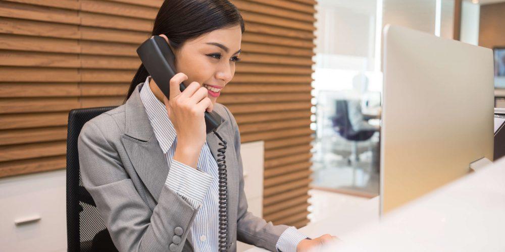 Réceptionniste bureau-hôtel belgique