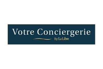 logo votre conciergerie tout type services la libre belgique